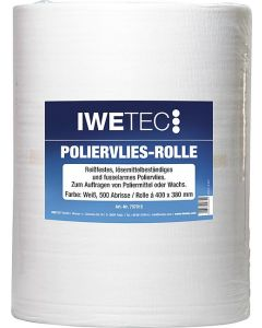 Poliervlies-Rolle